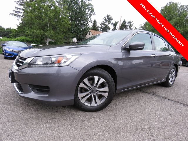 Certified Pre Owned 2013 Honda Accord LX
