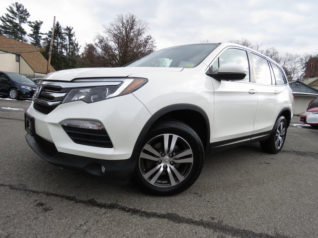 certified pre owned 2016 honda pilot ex l 4d sport utility in white plains 21574 kia of white. Black Bedroom Furniture Sets. Home Design Ideas