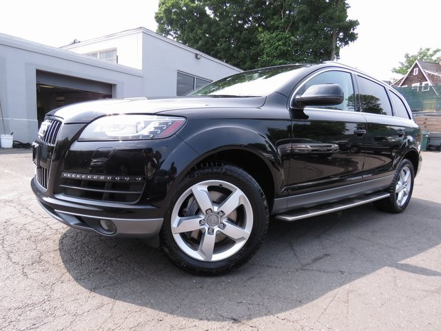 Pre-Owned 2012 Audi Q7