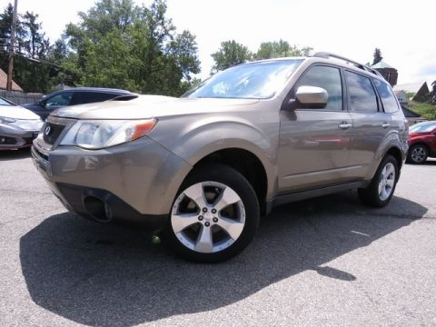 Pre-Owned 2009 Subaru Forester 2.5XT