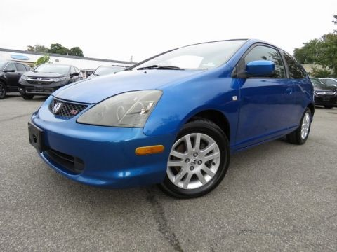 Pre-Owned 2003 Honda Civic Si